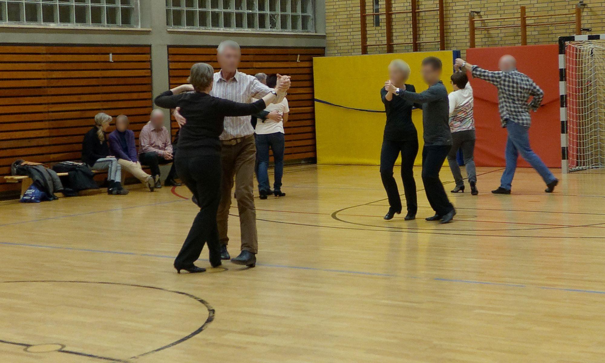 Tanzsportclub Weiß-Gold